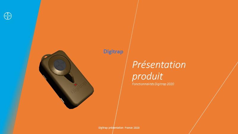 Présentation du DIGITRAP